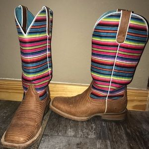 Ariat Multicolored Boots
